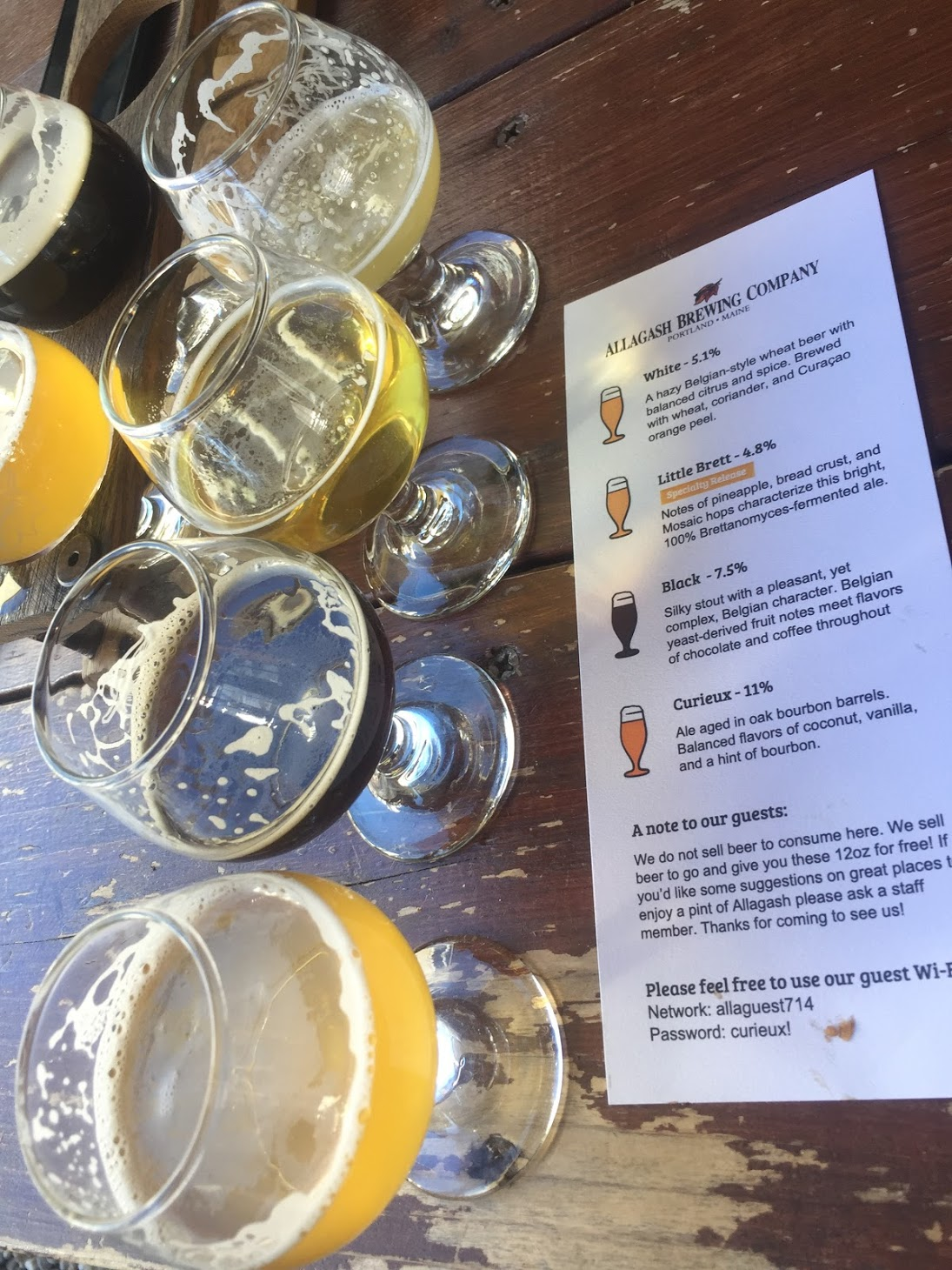 Flight Allagash